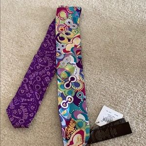 Reversible Coach scarf
